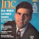 Inc magazine cover