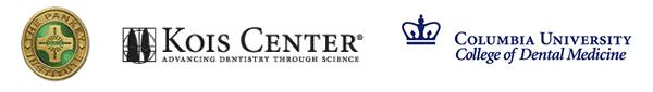 Pankey, Kois Center, Columbia University logos